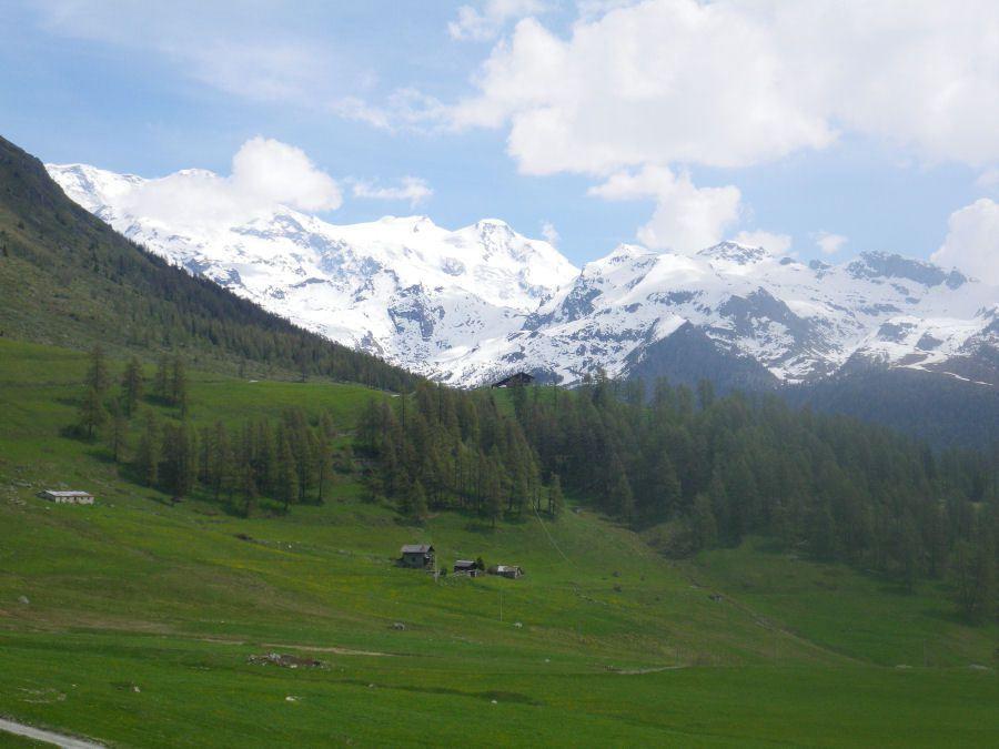 Trekking in Valle d'Aosta - Sabato 12 Settembre 2015