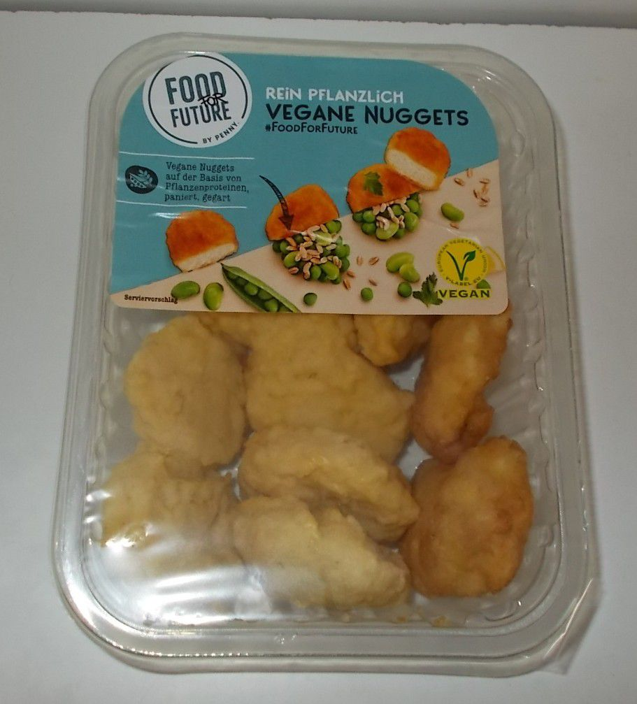 [Penny] Food for Future Vegane Nuggets