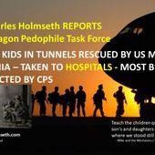 #pédocriminalité | L'armée américaine a-t-elle délivré des milliers d'enfants enfermés dans des tunnels par des trafiquants d'êtres humains ? Partie 2/2 - Marguerite Rothe * Le Blogue