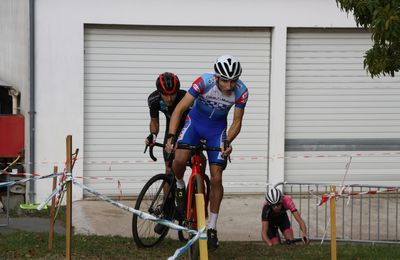 LA  ROCHELLE  CYCLO  CROSS  JUNIORS