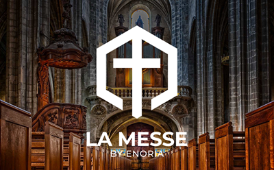 Inscription à la messe en ligne