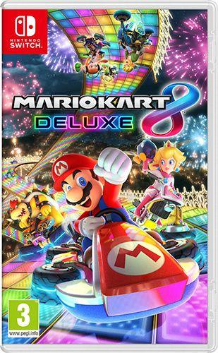 #Gaming - Mario Kart 8 Deluxe - Jouez à Mario Kart 8 Deluxe avec Nintendo Labo sur #Switch !