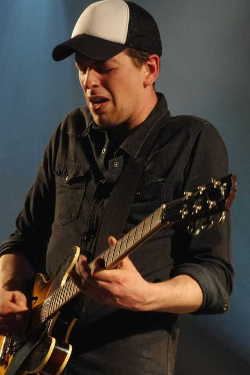 Rusty Roots - 1 mai 2014 - Roots & Roses festival, Lessines (B)