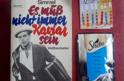 Mario Simmels Roman und Kopfsalat-Rezept zum Geburtstag