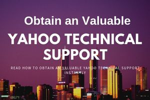 How to Obtain an Valuable Yahoo Technical Support Instantly