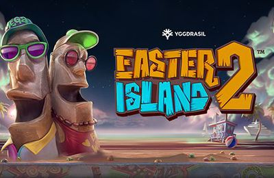 Yggdrasil lance une seconde version de la machine à sous Easter Island