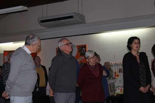 Visite de Monseigneur Le Gall dans notre belle paroisse !