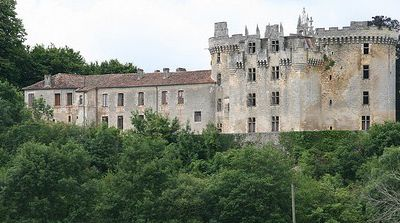 Le château de la Chapelle-Faucher