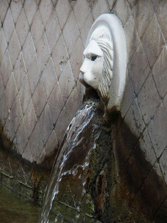 les fontaines d'eau de source ...