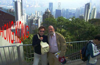 7. Los rascacielos de Hong Kong