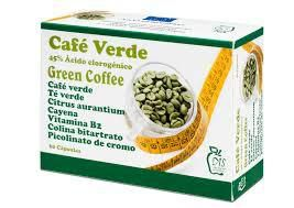 PVP cafe verde Dis un mes 15.90€ y Green Coffee Strong pack dos meses 25.50€
