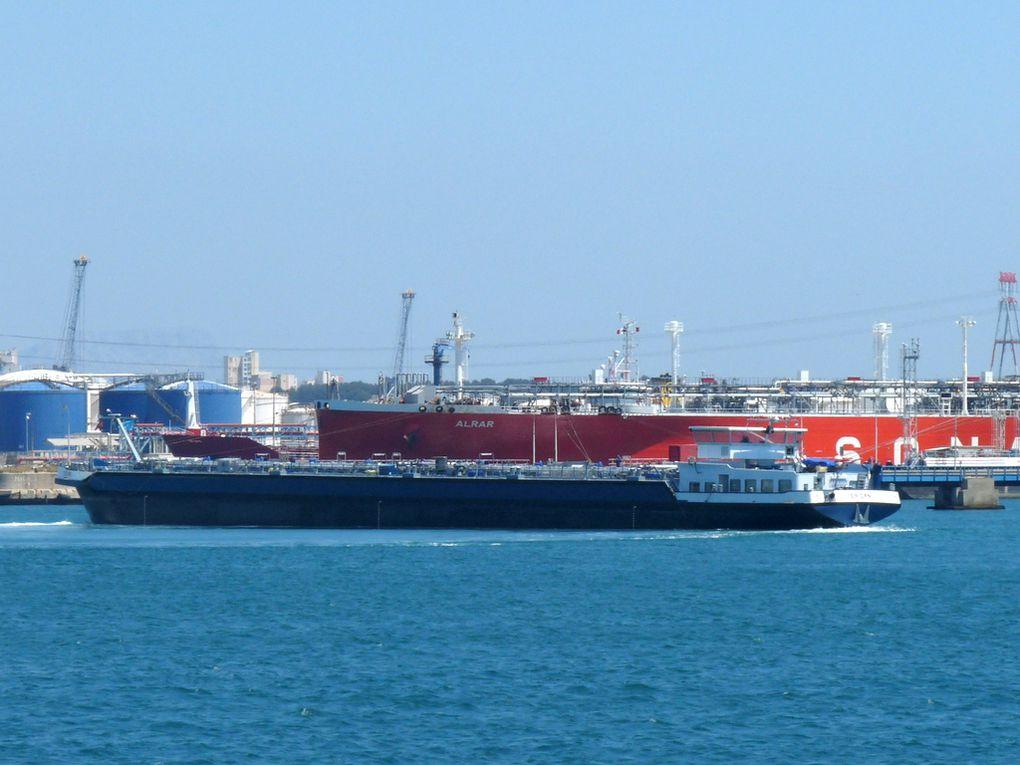 ERIDAN , en rade de Port de Bouc le 21 mai 2016