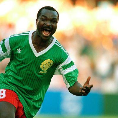 Coupe du Monde 1990 en Italie, Huitièmes de finale: Colombie - Cameroun