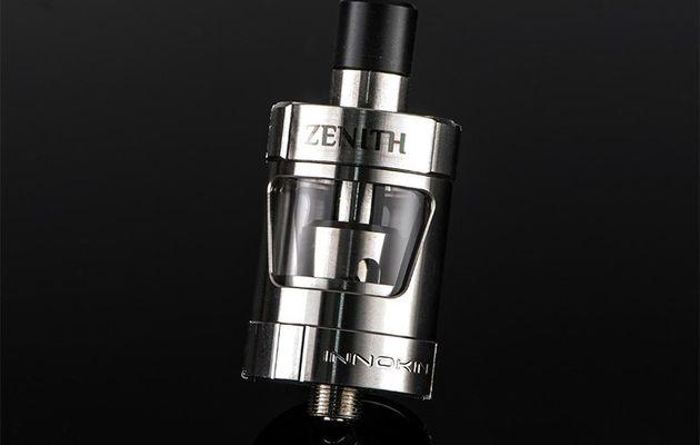 Test - Clearomiseur - Zenith de chez Innokin