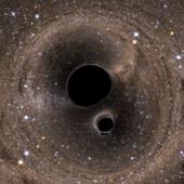 VIDEO. La fusion de deux trous noirs : une séquence qui vous donnera le tournis