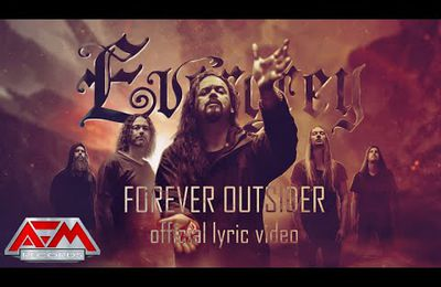 "VIDEO - Nouveau clip ""Forever Outsider"" d'EVERGREY !"