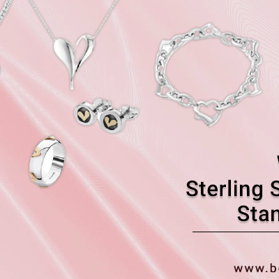 Reasons Sterling Silver Jewelry Stands Out?