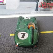 JAGUAR D TYPE HOT WHEELS 1/64 - JAGUAR TYPE D - car-collector.net