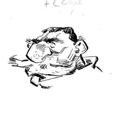 Les dessins d'Emmanuel Saint