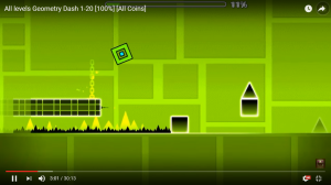 How do you get stars in Geometry Dash