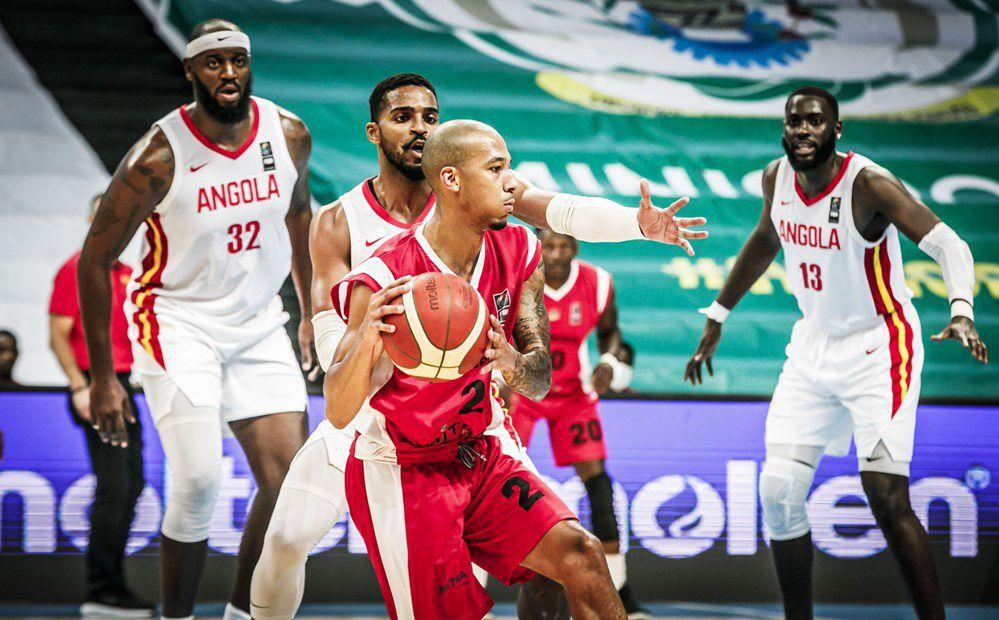 Éliminatoires AfroBasket 2021 : L'Angola répond au Sénégal en corrigeant le Mozambique