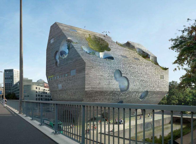 Imágenes de Basilea, capital cultural de Suiza.- El Muni.