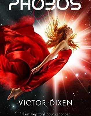 Phobos #3, de Victor Dixen