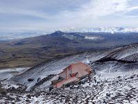 Alpinisme : Volcan Cotopaxi - 5897 m