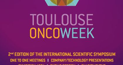 Save the date ! Toulouse Onco Week February 3-7, 2018 - Toulouse, France