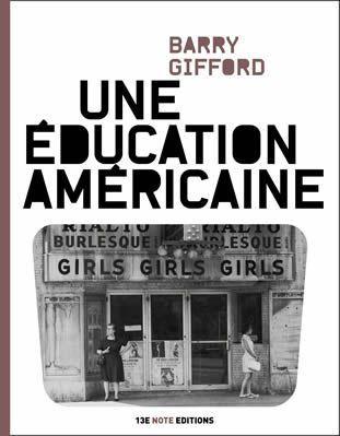 Une éducation américaine de Barry Gifford