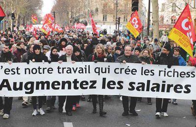 Les communistes du Var mobilisés le 30 octobre pour les salaires et le pouvoir d'achat