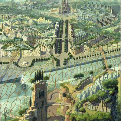 Nous vivrons dans des villes nouvelles