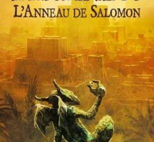 Jonathan Stroud - L'Anneau de Salomon (La Trilogie de Bartiméus, Préquel)