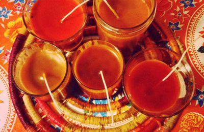 Comment faire ses bougies soi-même? Le TUTO!!!