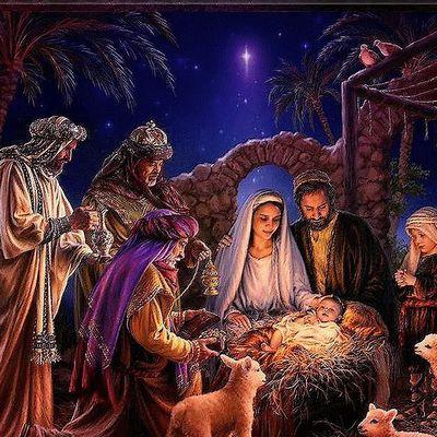 Messe de Noël pour les familles