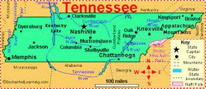 Tourism in  Tennessee