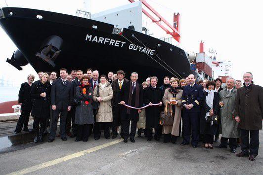 Disparition de l'armateur Claude Vidil, fondateur de la compagnie Marfret