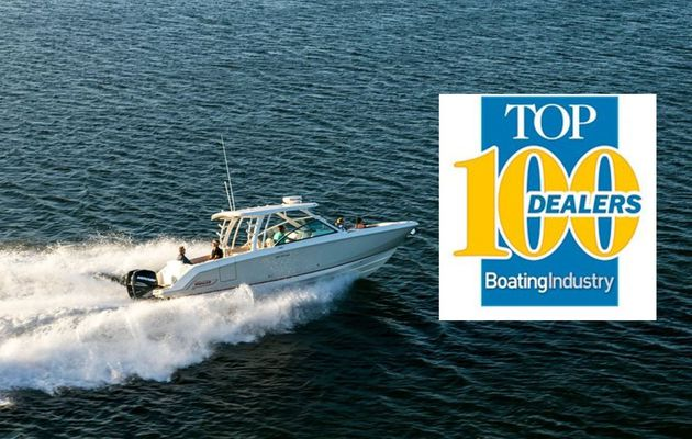 Boston Whaler dealers shine in Top 100 US Boat Dealers