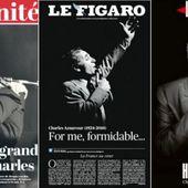La des-assimilation posthume de Charles Aznavour - Ça n'empêche pas Nicolas