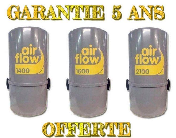 airflow garantie 5 ans
