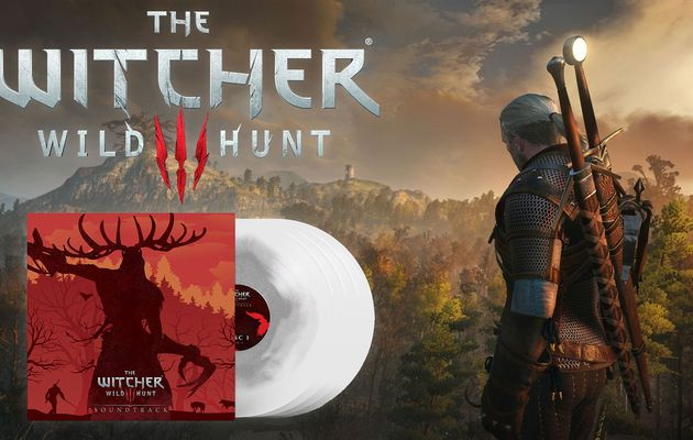 [ACTUALITE] The Witcher III - Sa bande-son arrive au format vinyle dans une édition ultime
