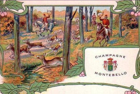 PUBLICITES :  LES BELLES PUBLICITES DE CHAMPAGNES       (PARTIE 2)