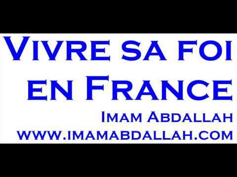 Vivre Sa foi en France.