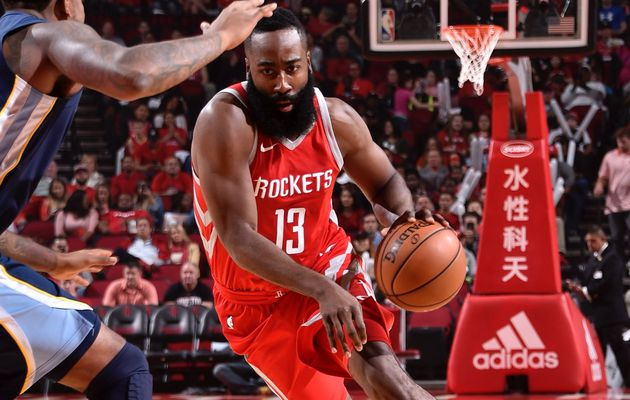 Houston prend sa revanche face aux Grizzlies
