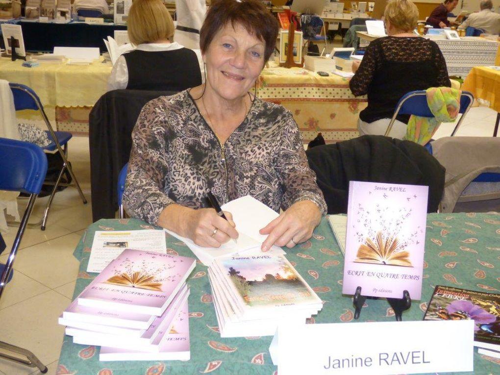 Saint-Victoret : discours du maire en faveur des auteurs auprès d'Anne Daurès
