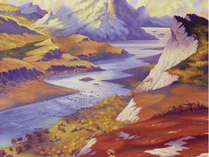 """Illustrations de """"La Guerre du Feu"""", d'après J.-H. Rosny aîné, extraites du Blog de François Miville-Deschênes."""