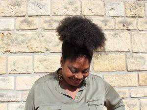 5 coiffures faciles pour cheveux crépus