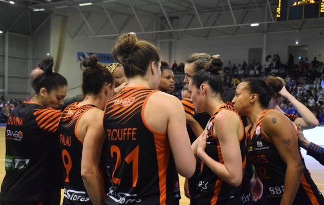 LFB Playoffs : Bourges et Charleville sont en demi-finales, l'Asvel-Lyon jouera un match décisif face à Basket Landes