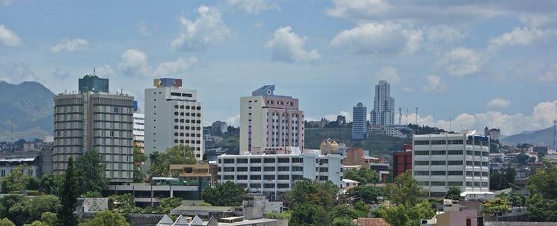 Imágenes de Honduras.- El Muni.