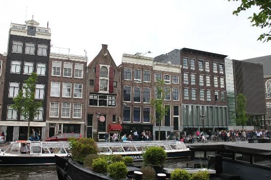 Amsterdam für 'The Fault in our Stars'-Fans